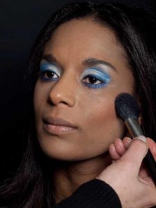 Motsi Mabuse Make up Look - Rouge 1
