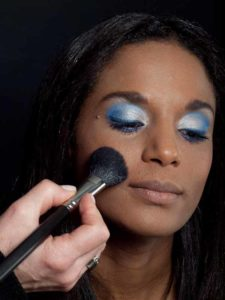Motsi Mabuse Make up Look - Rouge 2