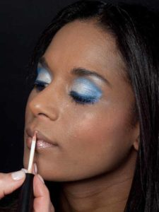 Motsi Mabuse Make up Look - Lippen 1