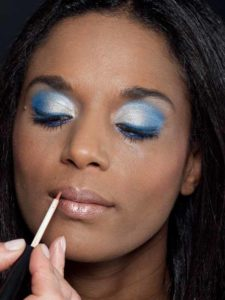 Motsi Mabuse Make up Look - Lippen 2