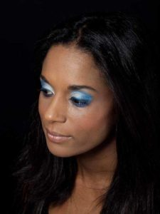 Motsi Mabuse Make up Look 1