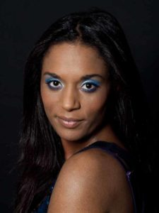 Motsi Mabuse Make up Look 2