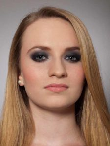 Aktueller Smokey Eyes Look  1