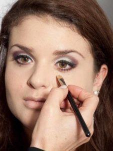 Adele Make up Look - Concealer 2