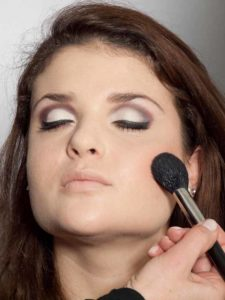 Adele Make up Look - Rouge 1
