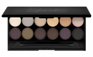 Sleek Makeup Divine Lidschatten Palette Au Naturel