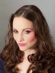 Pink Lady Make up Look 1