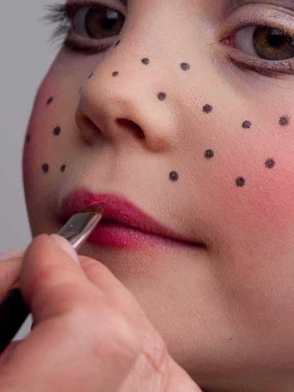 Pippi Lamgstrumpf - Lippen