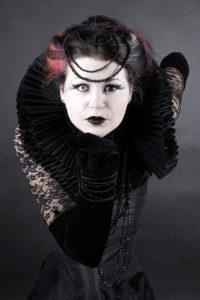 schminken gothic