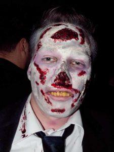 Halloween aktuelle Trends Zombie