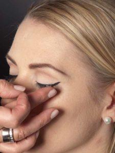 Marilyn Monroe Look - Künstliche Wimpern 2