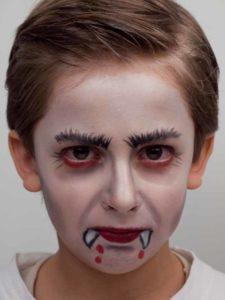 Halloween aktuelle Trends Dracula