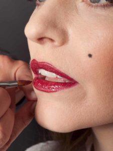 Marilyn Monroe Look - Lipgloss