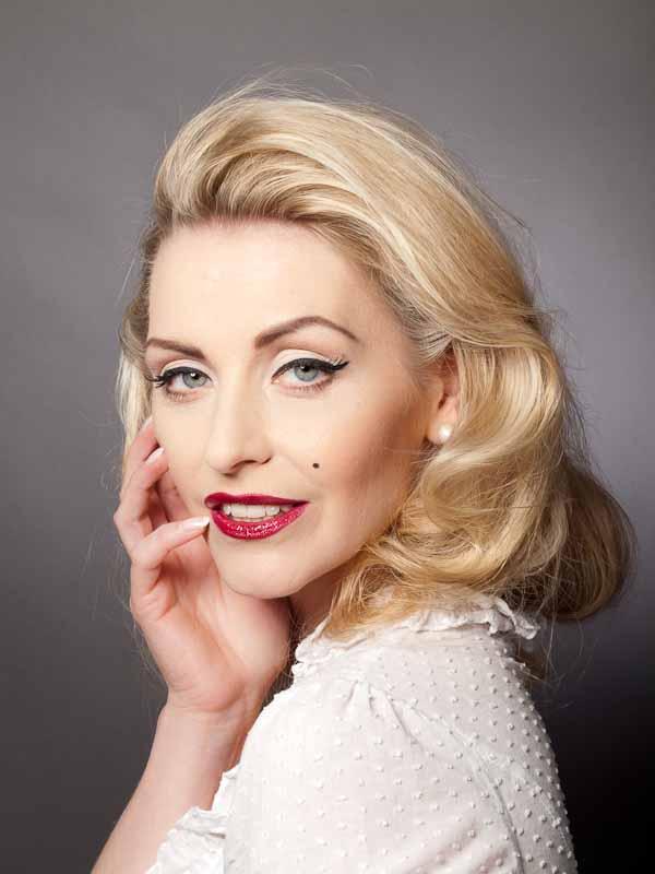 Marilyn Monroe Look – Make up Style zum Nachmachen – Vorher-Nachher