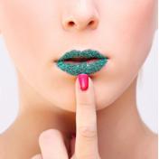 Spröde Lippen