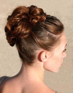 Haarlack für sehr festen Halt des Stylings