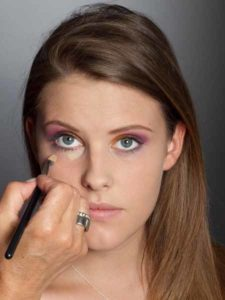 Colour Blocking Look -Concealer 1