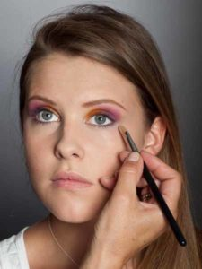 Colour Blocking Look -Concealer 2