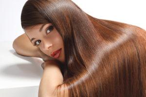 Haare wie frisch vom Frisör