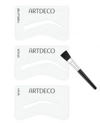 Artdeco Eye Brow Stencils