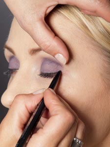 Daily Make up - Kajalstrich 1