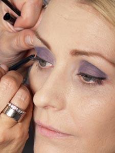 Daily Make up - Kajalstrich 2