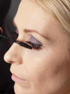 Daily Make up - Wimpern tuschen 1