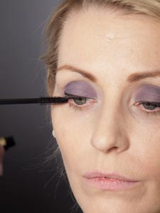Daily Make up - Wimpern tuschen 2
