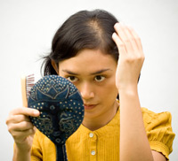Frau-mit-Haarausfall