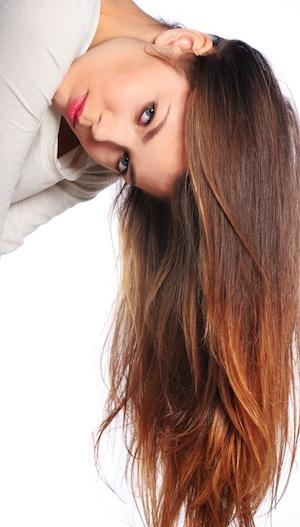 Ombré Hair Anleitung Haare Färben Selber Machen