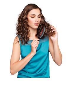 Frisuren mit Locken - Schritt 6