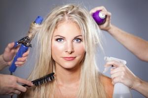 Langes Haar richtig pflegen