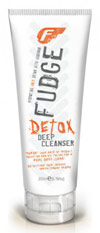 Fudge Detox Deep Cleanser Shampoo
