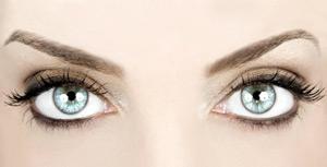 Schminken nach Augenfarbe