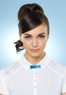 Audrey Hepburn Style 2 Nachher