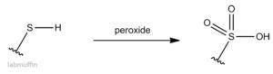 peroxide-sulfate