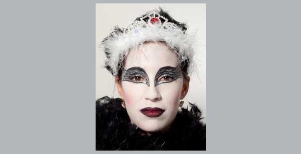 karneval fasching schminken make up vorlagen ideen. Black Bedroom Furniture Sets. Home Design Ideas