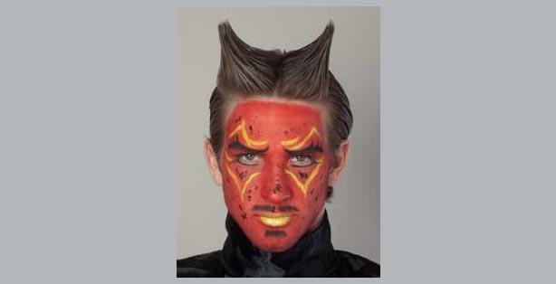 c8724f4323fd3 Karneval | Fasching schminken » Make up Vorlagen & Ideen