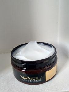 Nanoil-Keratin-Haarmaske