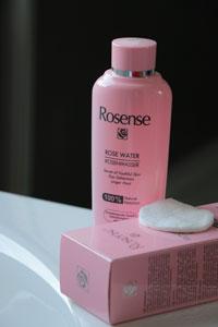 Rosenwasser von Rosense