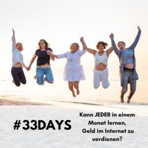#33days