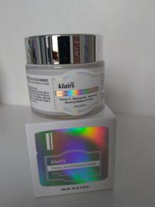 Dear Klairs Vitamin E Mask