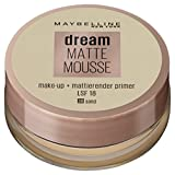 Maybelline New York Make-Up Dream Matte Mousse