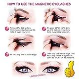 Magnetische Wimpern