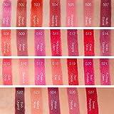Gaya Cosmetics roter Lippenstift