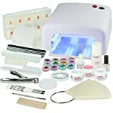 UV Gel Nagelstudio Starter Set