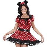 Maus Kostüm für die Damen