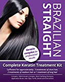 Brazilian Straight Keratin Treatment Kit