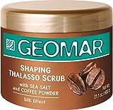 GEOMAR Thalasso Peeling mit Meersalz und Kaffeepulver