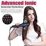 CNXUS ionische Haarglätter-Bürste